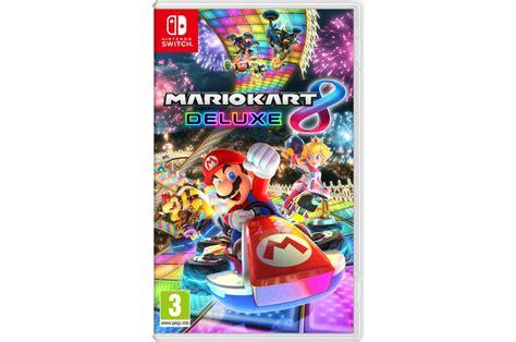 Kaset Nintendo Switch Mario Kart 8 jeu switch nintendo mario kart 8 deluxe nintendo switch