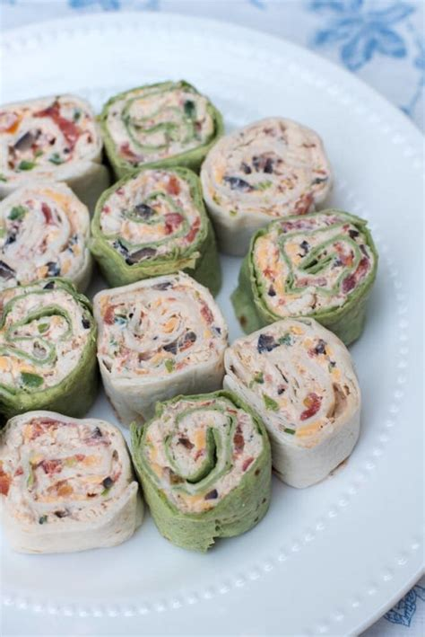 pinwheel recipes tortilla pinwheels southwest chicken and party appetizers
