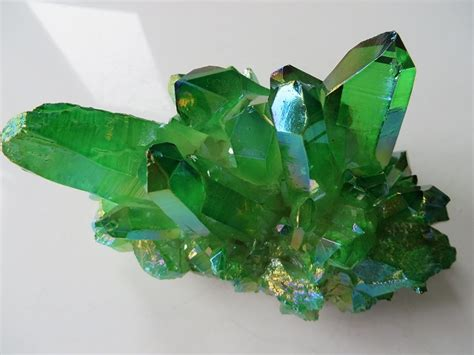 Green Quartz buy wholesale green cluster from china green