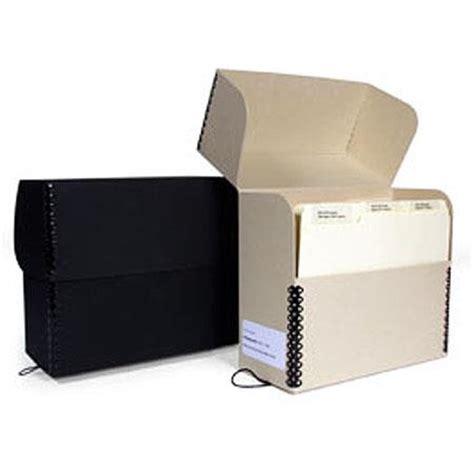 Black Letter Methodology archival methods letter box kit black 3155