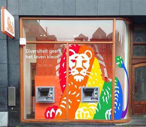 Ing Op ing op pride amsterdam kleur het leven ing nieuws