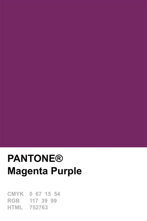 magenta color code pantone 2014 magenta purple colour code