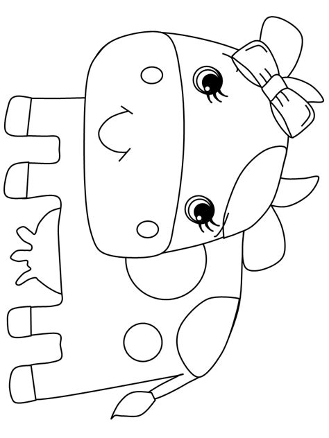 big cow coloring page coloring coloring pages