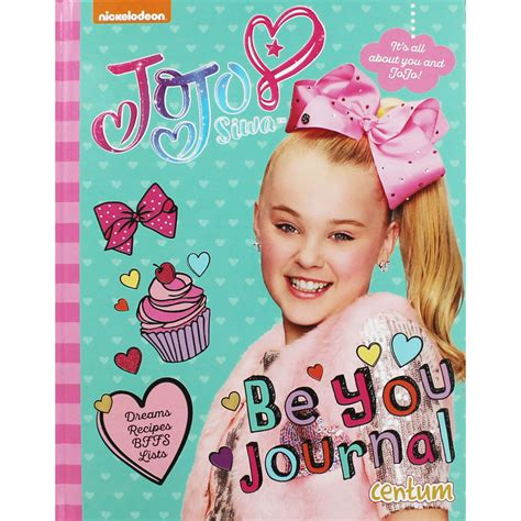 be you activity book jojo siwa books jojo siwa be you journal activity packs at the works
