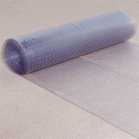 clear plastic rug runners clear rug protector roselawnlutheran