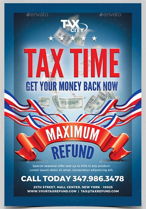 Tax Return Flyers