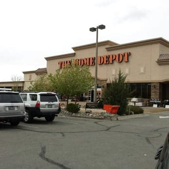home depot hours reno nv