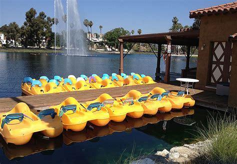 boats los angeles echo park lake pedal boats los angeles magazine