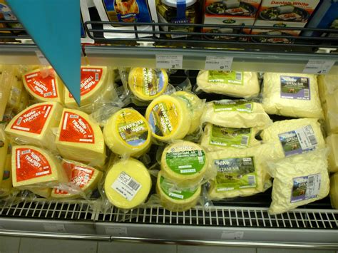 Cheese Di Supermarket feral trade courier