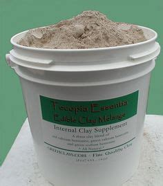 Clay Detox Pdf by 1000 Images About Calcium Bentonite Clay On