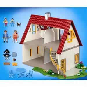 Playmobil suburban house 4279 table mountain toys