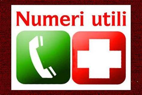 numeri a caso aiuto i numeri da chiamare in caso di emergenza in italia