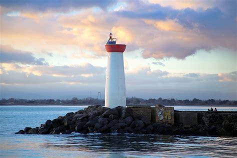 Black Staircase free photo lighthouse sea landscape france free