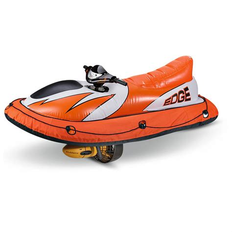 water scooter canada on the edge inflatable water scooter 138378 boats at