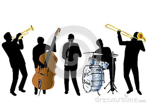 Swing Band Instruments Percussionist Percussionist Pictures