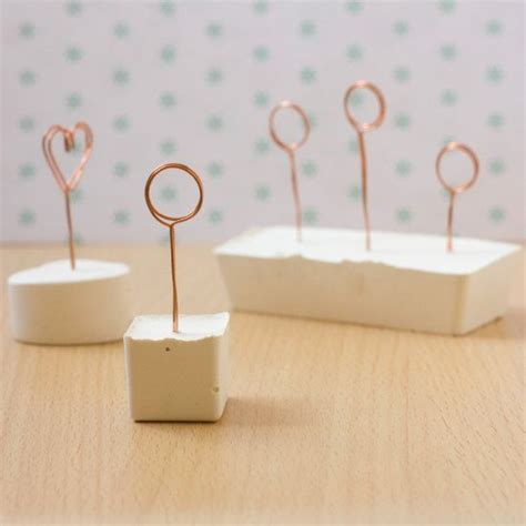 diy place card holders pinterest the world s catalog of ideas