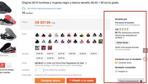 aliexpress chile comprar zapatillas nike air max en aliexpress comprar en