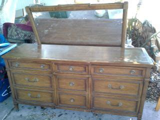 harmony dresser and mirror set home on harmony 9 drawer drexel dresser mirror sold