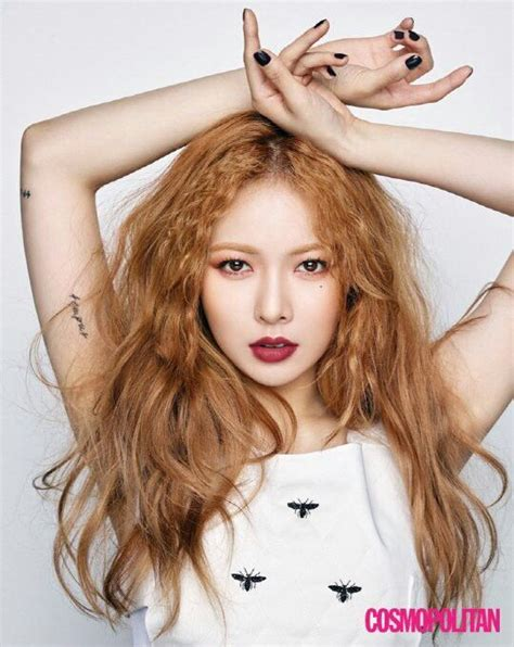4minute is bold and sexy for quot cosmopolitan quot best 25 hyuna hair ideas on pinterest kpop asian hair
