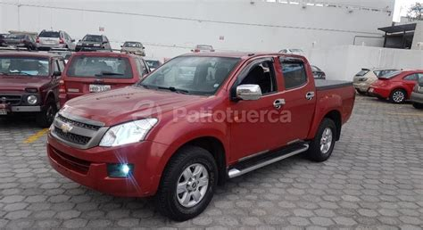 Camionetas Chevrolet Doble Cabina A Gasolina 2015 Ecuador
