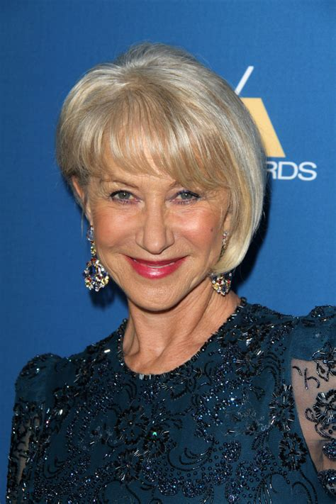 older women with asymetric hairstyles helen mirren