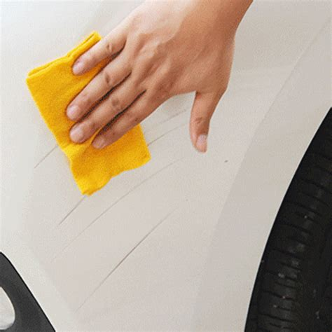 Strong Decontamination Anti Winding Care Cleaning Promo magical nanotechnology car scratch remove cloth strong decontamination traces repair legendary