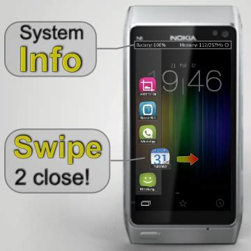 Hp Nokia X Andro Nokia Apps Andro Taskman Android Swipe Task Manager For Nokia Smartphones Updated
