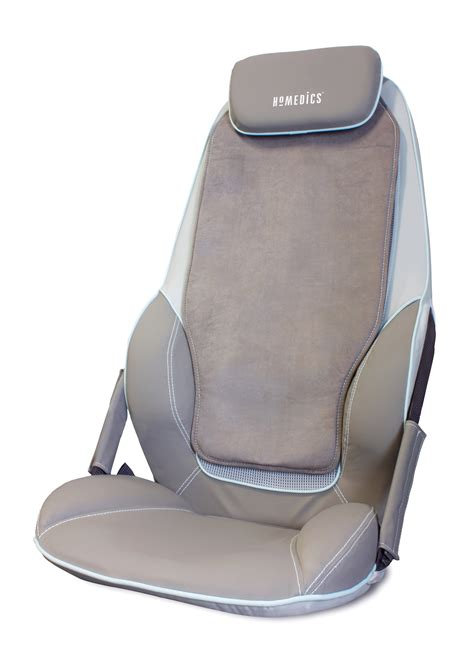 massageauflage stuhl homedics shiatsu back foot cushion with