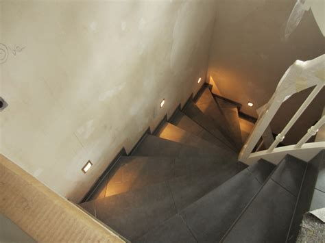 treppenspots led september 2014 wir bauen am lusthaus
