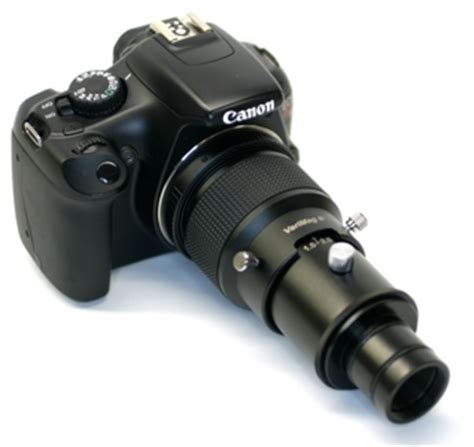 varimag ii for canon eos dslr microscope camera adapter
