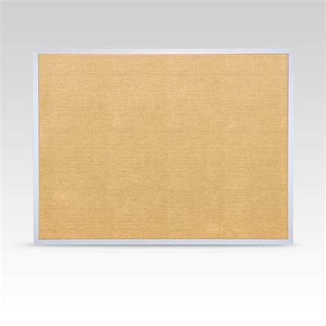 upholstery board 36 quot x 48 quot fabric covered cork board 1 8 quot cork board