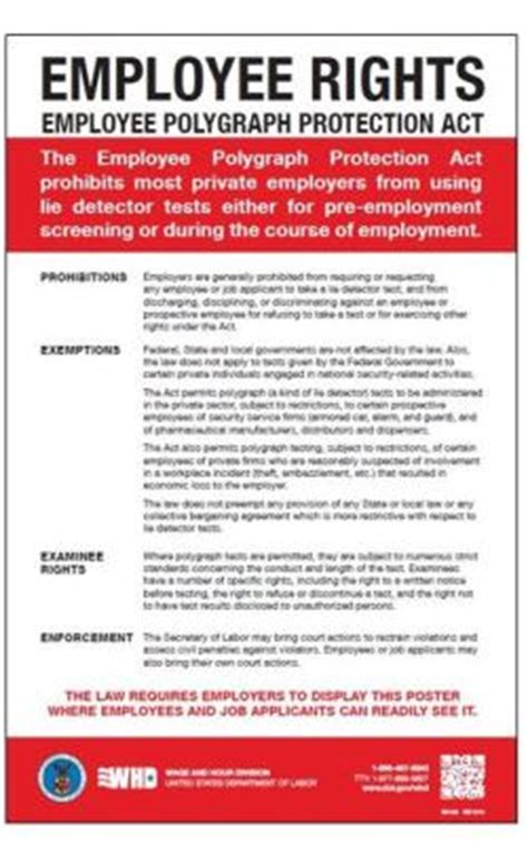 Printable Eppa Poster | u s department of labor wage and hour division whd