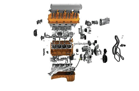 hellcat engine inside the hellcat hemi v8 rod network