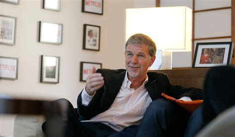 Veritas Ceo Stanford Mba by Netflix Founder Reed Hastings Make As Few Decisions As