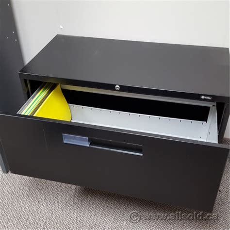 Global Lateral File Cabinet Global Black 2 Drawer Lateral File Cabinet Locking Allsold Ca Buy Sell Used Office