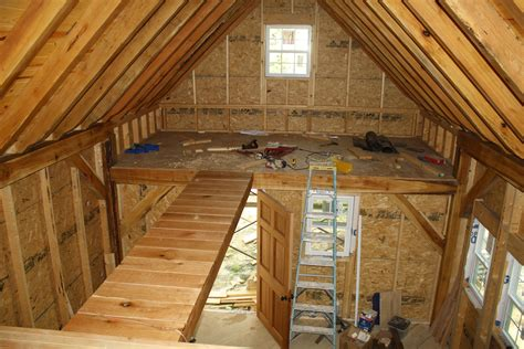 how to build an a frame cabin loft bridge and finishing timbers building a tiny timber frame cabin