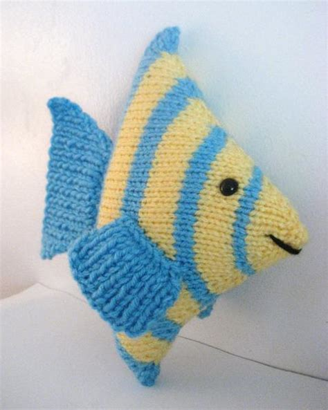 knit amigurumi you to see fish knit amigurumi pattern by
