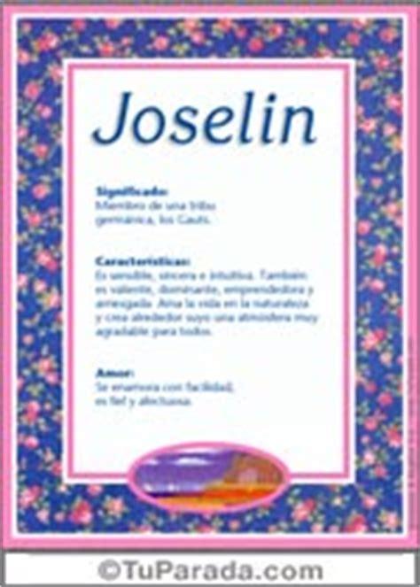 imagenes q digan te amo yoselin joselin significado del nombre joselin nombres