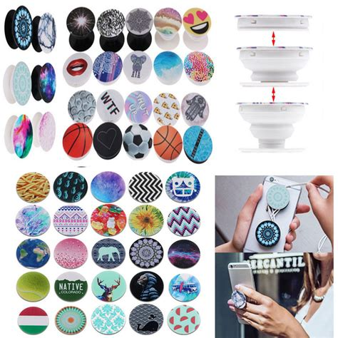 Popsocket Universal Phone Stand Phone Grip Pstock 1 2017 popsocket pop sockets grip stand phones tablet holder