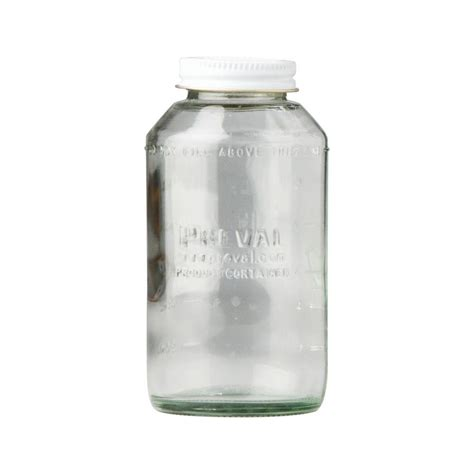 home depot spray paint caps preval 6 oz glass jar with cap 0266 the home depot