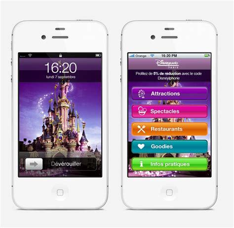 jeremie guilbert 187 disneyland application mobile