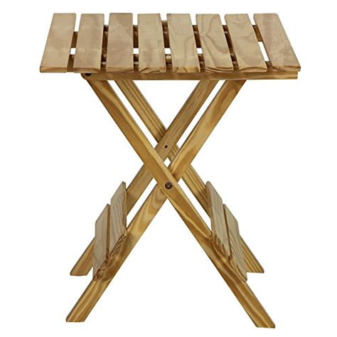 Solid Wood Folding Table Casual Home Folding Table Made Of Solid Wood Small Ebay