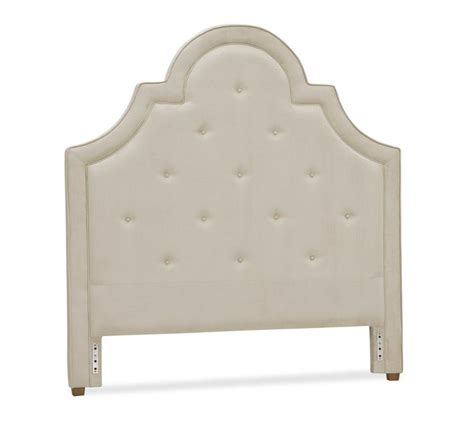 york tufted headboard copy cat chic pottery barn york tufted headboard