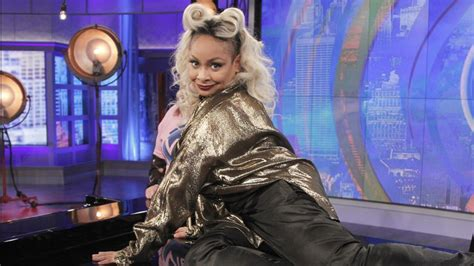 raven symoné the view raven symone on spring valley high school police incident
