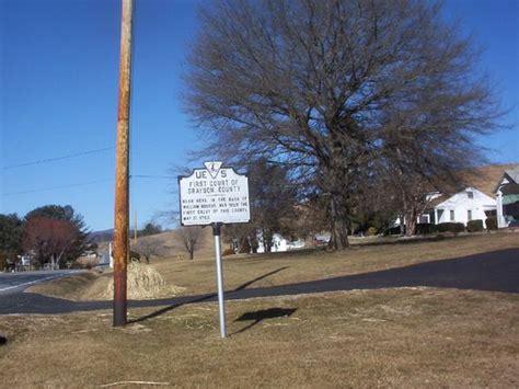 Grayson County Va Court Search Grayson County And City Of Galax Va Providence Historical Marker New River