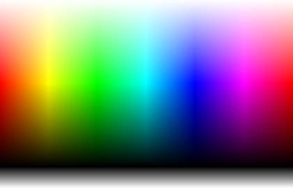 w3c color picker hue what