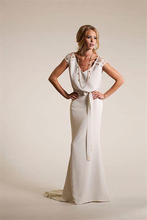White Linen Wedding Dresses by White Linen Wedding Dress Dress Edin