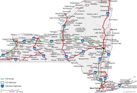 map of utah highways new york map image gallery new york state cities
