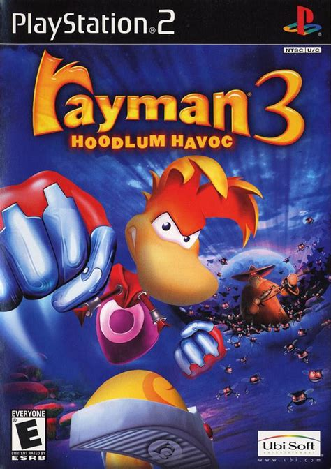 Ramen Cihelas rayman 3 hoodlum havoc box for playstation 2 gamefaqs
