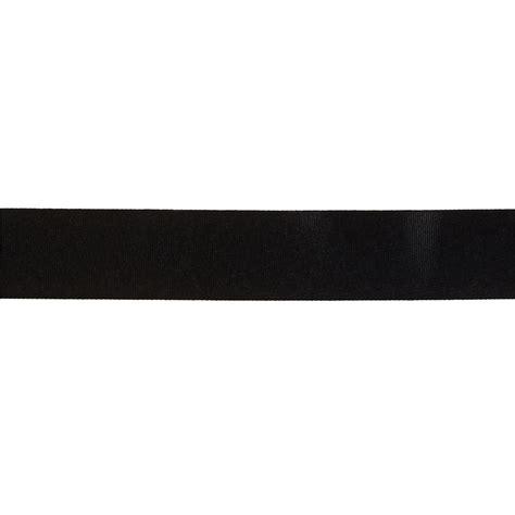 sin city black ribbon reviews 1 1 2 quot grosgrain solid ribbon black discount designer fabric fabric com